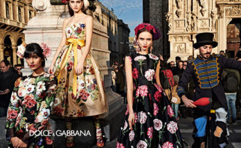 Dolce & Gabbana's Fall Winter 2019 2020 womenswear campaign - fashion -