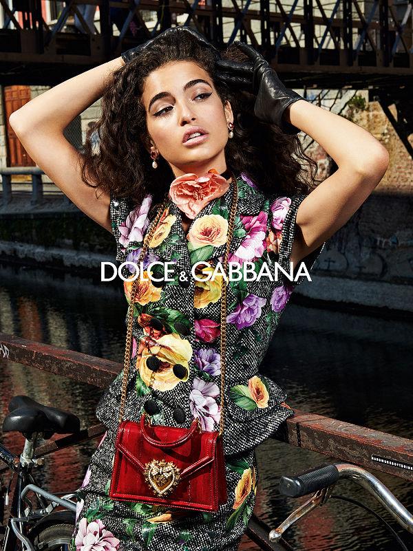 Dolce & Gabbana's Fall Winter 2019 2020 womenswear campaign - fashion -