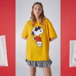 SNOOPY X BERSHKA – new collaboration