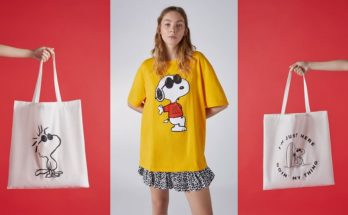 SNOOPY X BERSHKA - new collaboration - fashion -