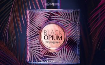 Yves Saint Laurent -BLACK OPIUM EXOTIC ILLUSION- limitált parfüm - parfum-2, beauty-szepsegapolas -
