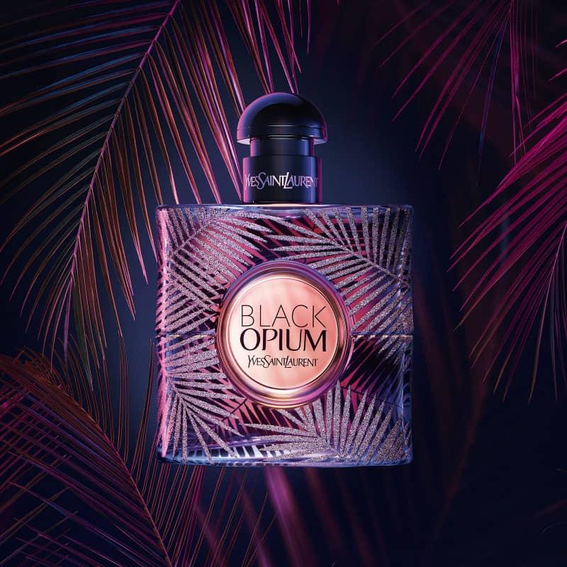 Yves Saint Laurent -BLACK OPIUM EXOTIC ILLUSION- limitált parfüm - parfum-2, beauty-szepsegapolas -