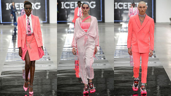 Iceberg SS 2020 - rajzfilm gótok street style-ban - london-fashion-week, fashion-week -