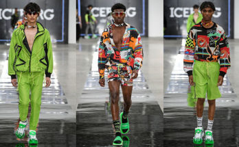 Iceberg SS 2020 - LFWM - fashion -