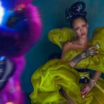 Rihanna mesebeli keleti hercegnő lett a Harper's Bazaar oldalain