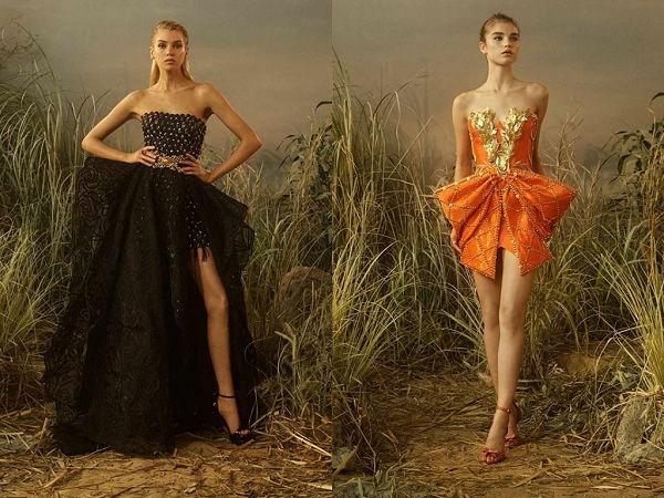 Atelier Versace FW 2019 - álomvilág a réten - oszi-es-teli-divat, ujdonsagok -