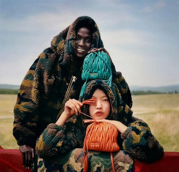 Csodálatos kampánnyal várja az őszt a MIU-MIU - oszi-es-teli-divat, ujdonsagok -
