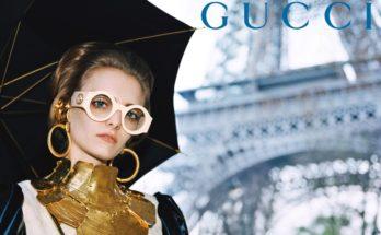 Régi retro magazinokat idéz a Gucci legújabb kampánya - oszi-es-teli-divat, kampanyok, ujdonsagok -