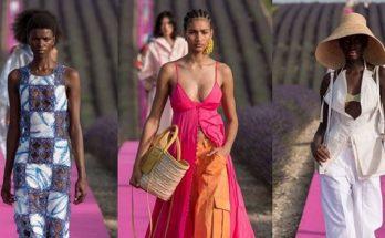 Jacquemus SS20 - Le Coup de Soleil a nyár leghangulatosabb bemutatója a levendula földeken - tavaszi-es-nyari-divat, ujdonsagok -
