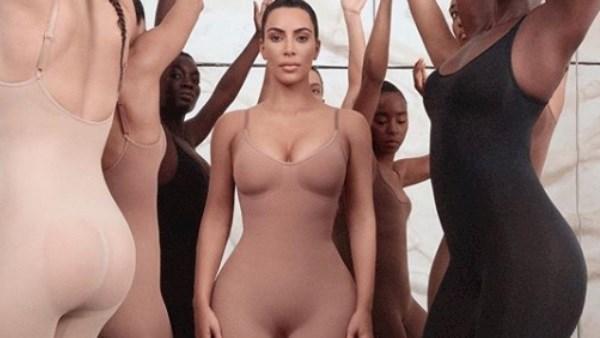 Kim Kardashian magára haragította a japánokat új fehérneműivel - fehernemu-2, ujdonsagok -