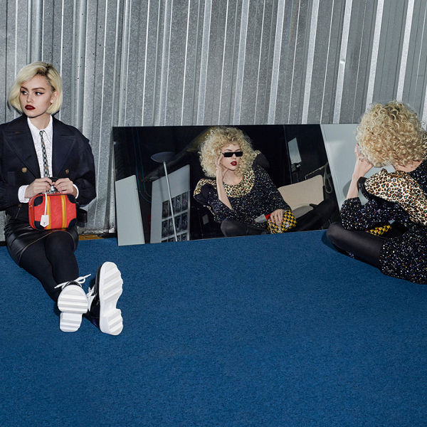 Louis Vuitton kampánya a backstage-be visz - oszi-es-teli-divat, kampanyok, ujdonsagok -