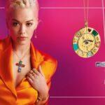 Rita Ora lett Thomas Sabo őszi kampányának arca