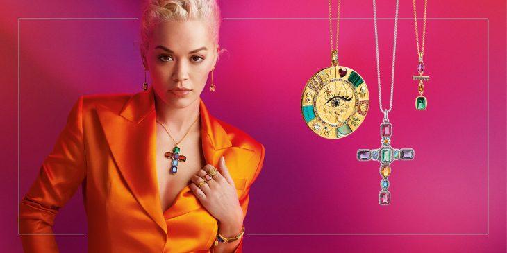 Rita Ora lett Thomas Sabo őszi kampányának arca - kiegeszitok-2, ekszer, ujdonsagok -