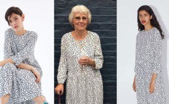 Ilyen az, amikor egy unalmas Zara ruha önálló életre kel - ujdonsagok -