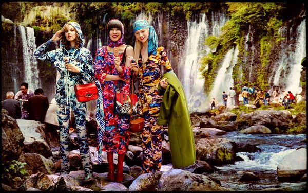 David LaChapelle fotózta KENZO 2019/20 őszi-téli kampányát - kampanyok, ujdonsagok -