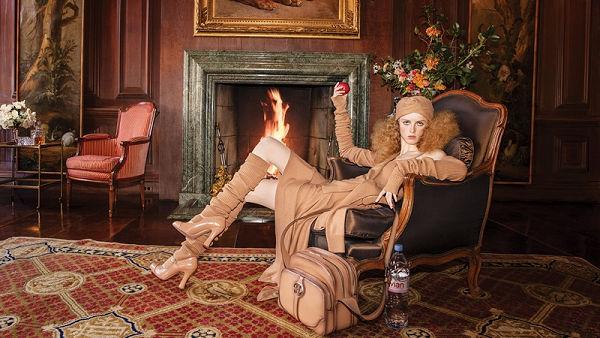 Michael Kors őszi téli kampánya kicsit Gucci-ra hajaz - oszi-es-teli-divat, kampanyok, ujdonsagok -
