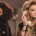 A nyolcvanas évek Dynasty sorozatára hajaz a Moschino kampánya