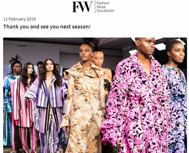 Törölték a Stockholm Fashion Week-et (elvileg) a fenntarthatóság jegyében - fashion-week -