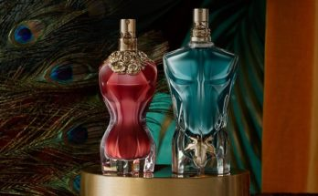 New perfumes by Jean Paul Gaultier - La Belle & Le Beau - perfume, beauty-en -