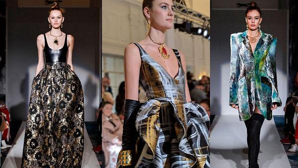 London Fashion Week- Paul Costelloe  FW 2019/20 - london-fashion-week, fashion-week, ujdonsagok -