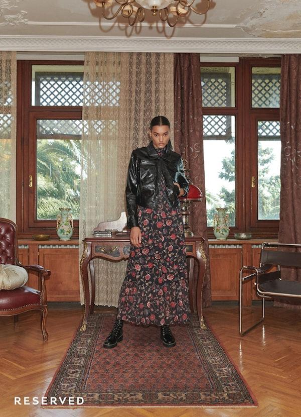 Misztikus hangulatú kampánnyal várja az őszt a Reserved - oszi-es-teli-divat, kampanyok, ujdonsagok -