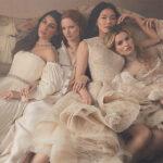 Ilyen menyasszonyokat álmodott meg a Harrods stylistja