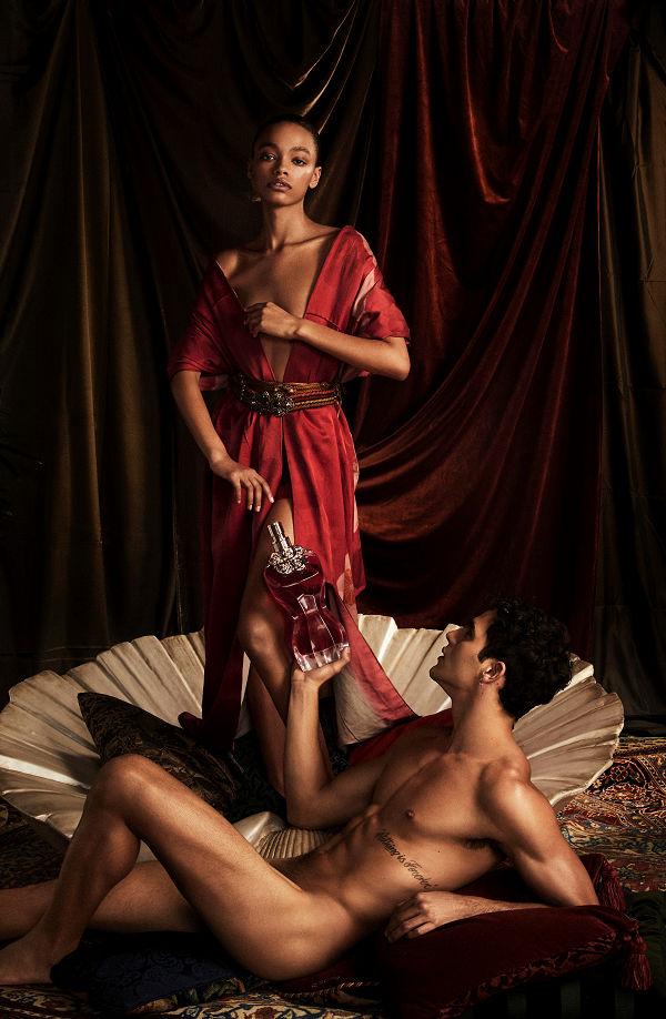 New perfumes by Jean Paul Gaultier - La Belle & Le Beau - perfume, beauty-en -
