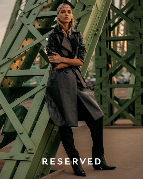 Budapesten fotózták a Reserved új kampányát - oszi-es-teli-divat, ujdonsagok -