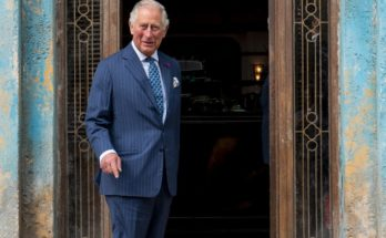 Prince Charles teams up with designers at London Fashion Week - fashion -
