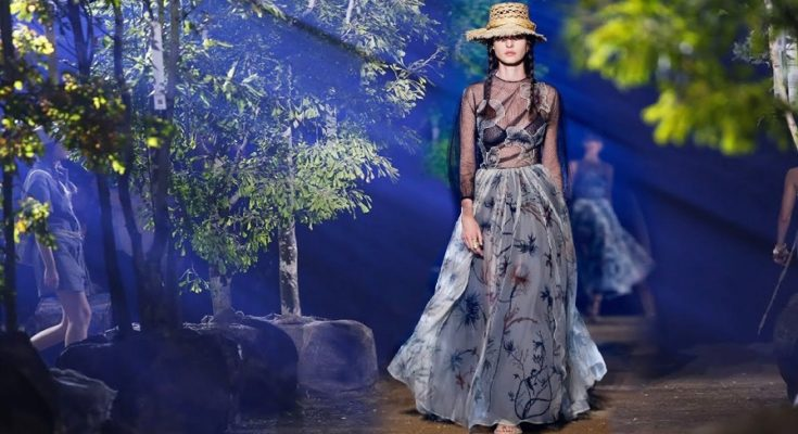 Secrets of the Magical Woodland at the Dior SS20 show - fashion -
