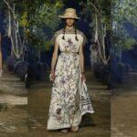 Dior SS20 -óda a természethez