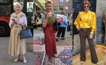 London Fashion Week SS20 - Best of Street Style 01. - fashion -