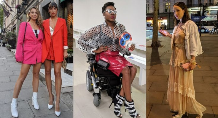 London Fashion Week SS20 – Best of Street Style 03. - fashion -