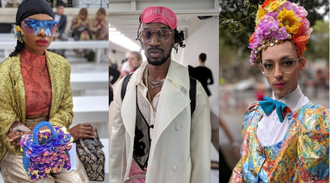 A londoni divathét legjobb street style viseletei- 2. rész - london-fashion-week, fashion-week -