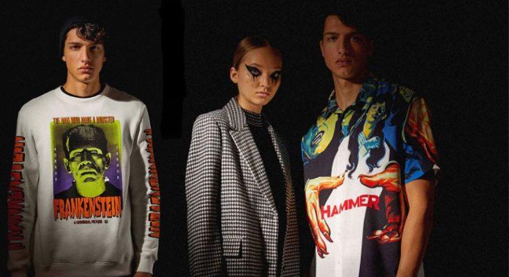 Bershka is launching a collection for Halloween - Horror Cinema II. - fashion -