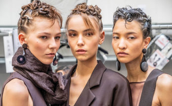 Giorgio Armani 2020 tavasz-nyár - backstage titkai - smink-2, beauty-szepsegapolas -