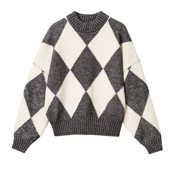 H&M COLLABORATES WITH PRINGLE OF SCOTLAND - fashion -