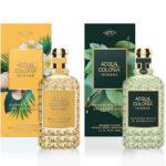 4711- Acqua Colonia Intense- Four extraodinary fragrance experience