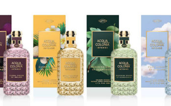 4711- Acqua Colonia Intense- Four extraodinary fragrance experience - perfume, beauty-en -
