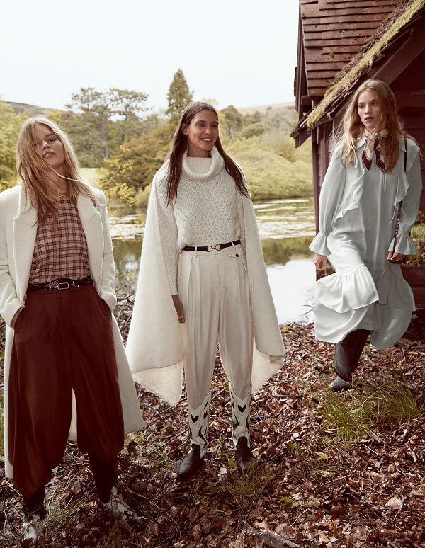 New Mango FW 2019 campaign- Shared moments - fashion -