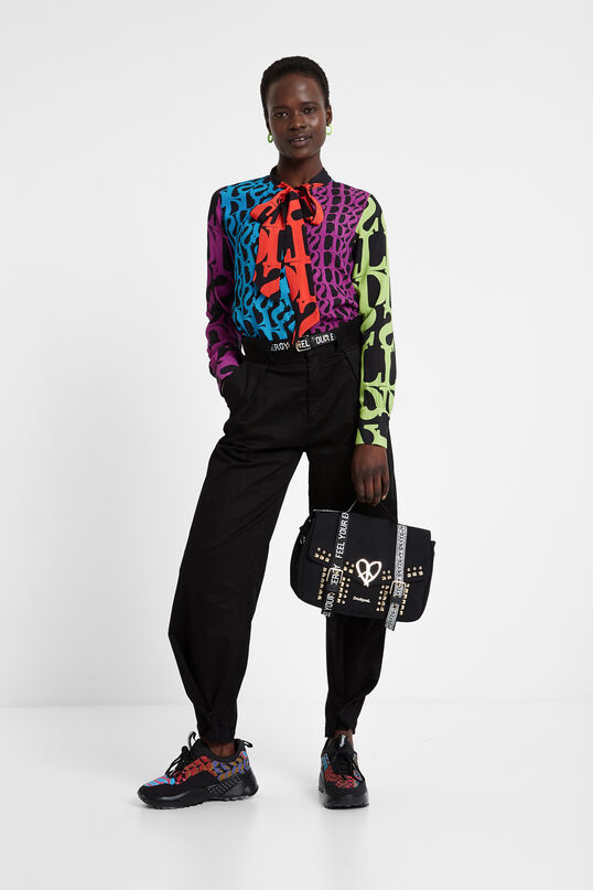 Desigual Autumn Winter 2019 - La Energy - fashion -
