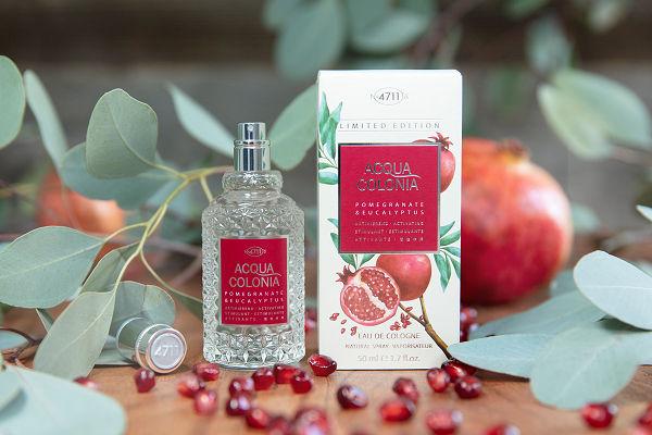 4711 Acqua Colonia Seasonal Edition 2019 - Cotton & Almond and Pomegranate & Eucalyptus - perfume, beauty-en -