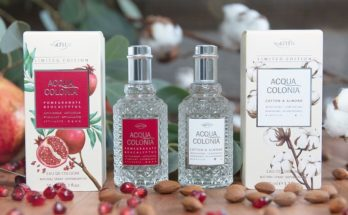 4711 Acqua Colonia Seasonal Edition 2019 - Cotton & Almond and Pomegranate & Eucalyptus - perfume, beauty-en -
