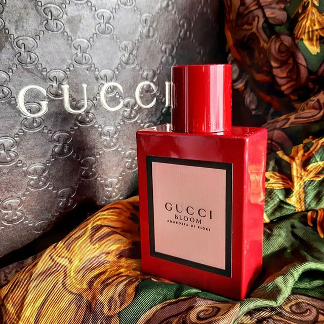 Newest Gucci Bloom perfume: Ambrosia di Fiori - perfume, beauty-en -