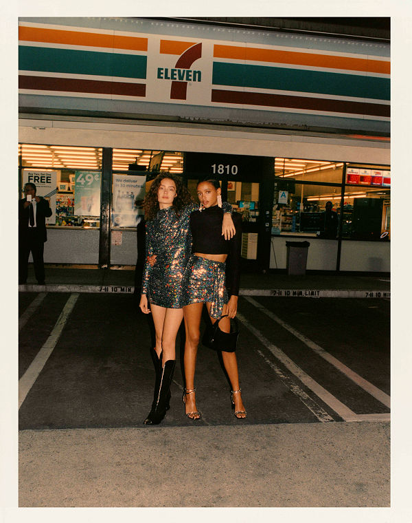 """LA nights inspired Bershka's """"The Stars Come Out"""" collection - fashion -"""