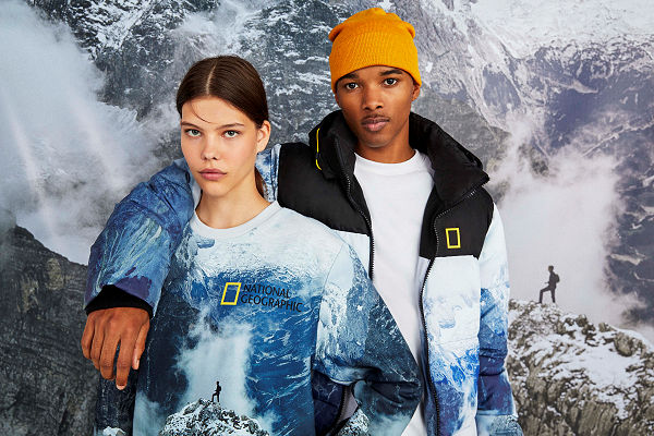 National Geographic X Bershka gorgeous collection arrived - fashion -