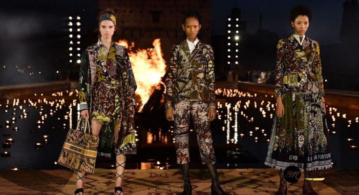 Így készült a Dior 2020 Cruise kollekciója - ujdonsagok -