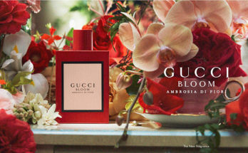 Itt az új Gucci Bloom Ambrosia di Fiori parfüm - parfum-2, beauty-szepsegapolas -