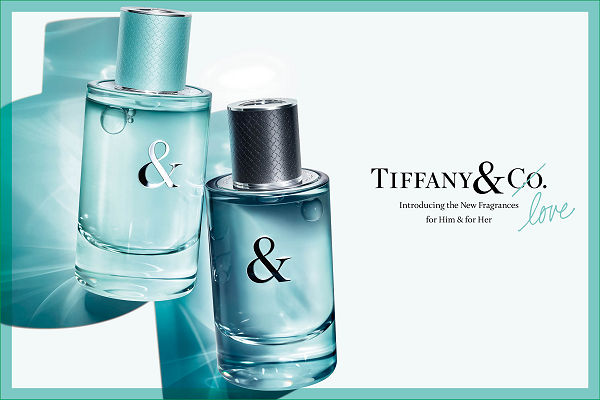 Introducing Tiffany & Love for Her and Tiffany & Love for Him fragrances - perfume, beauty-en -
