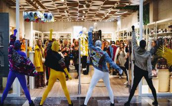Izgalmas bemutatóval perezentálta a Desigual új kollekcióját - oszi-es-teli-divat, ujdonsagok -